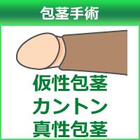 男性泌尿器科人気No.2包茎治療のイメージ